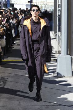 PSNY Fall/Winter 2016 Men's Runway Look 12