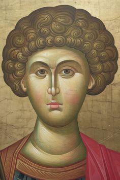 Byzantine Icons, Byzantine Art, Religious Icons, Religious Art, Saint George And The Dragon, Orthodox Icons, Sacred Art, Oriental, Christen
