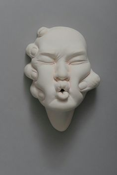 Comic sculpture