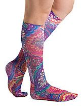 Support Like Crazy Compression Knee-Highs - Fun Support Socks | Solutions
