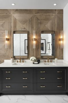 Master Bathroom Renovation, Custom Built Homes, Mid Century House, Dream Bathrooms, Home N Decor, Bathrooms Remodel, Bathroom Remodel Designs, Avenue Design, House Interior