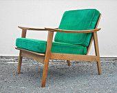 RESERVED Danish Modern Lounge Chair Mid Century