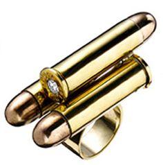 Bullets of Love Ring