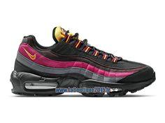 Nike Air Max 95 - Chaussures Nike Pas Cher Pour Homme Noir/Tuscan Rust-Laser Orange 609048-083