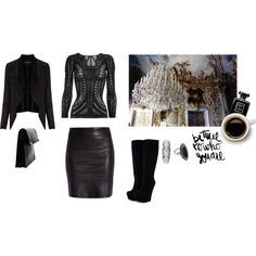 """""""///"""" by plastic-heart on Polyvore"""