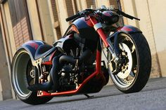 """Fat Attack AG Harley Davidson """"The ONE"""""""
