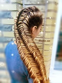 wanna give your hair a new look ? Braided hairstyles is a good choice for you. Here you will find some super sexy Braided hairstyles, Find the best one for you, Cool Hairstyles For Girls, Pretty Hairstyles, Girl Hairstyles, Braided Hairstyles, Summer Hairstyles, Amazing Hairstyles, Russian Hairstyles, Hairstyle Braid, Braid Hair