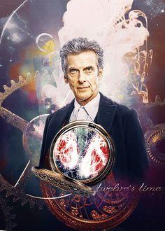 Twelve #fanart   Doctor Who