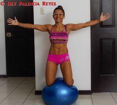 Entrenamiento 121, Abdominales 17 - abdominal exercises