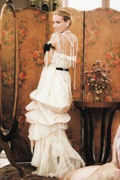 Carrie Bradshaw | Christian Lacroix