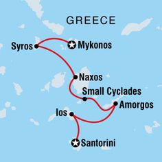 Discover the best tours in Greece including Sailing Greece - Santorini to Santorini, Best of Greece, Sailing Greece - Mykonos to Santorini. Mykonos, Santorini Grecia, Santorini Honeymoon, Naxos Greece, Santorini Travel, Crete, Greece Vacation, Greece Travel, Greece Tours