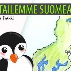 Tehtäviä ja pelejä – Sivu 3 – Pingviinin Frakki Fictional Characters, Instagram, Fantasy Characters