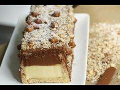 Recette de la bûche de noël chocolat vanille de chef