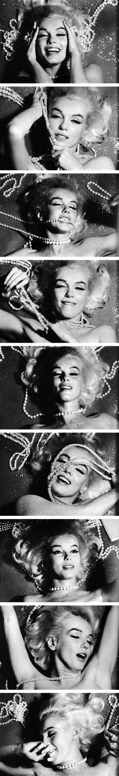 Bert Stern ~ Marilyn Monroe, 1962