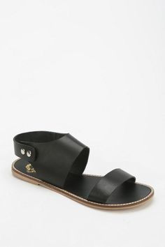 Ecote Simple Snap Sandal - Urban Outfitters