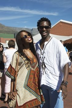 They Are Wearing: Neighbourgoods Market, Cape Town - Slideshow - WWD.com. South African Fashion.