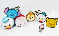 Tsum Tsum USB Flash Drive Usb Flash Drive, Hello Kitty, Gadgets, Snoopy, Diy, Bricolage, Diys, Handyman Projects, Do It Yourself
