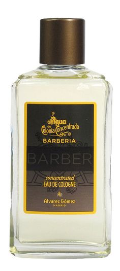 A fresh and elegant fragrance for today's man. This seductive yet understated scent manages to be contemporary whilst evoking the timeless qualities of the original Agua de Colonia.   Citrus top notes play over an oriental aromatic accord, releasing the woody-musky base notes that impart a lasting but subtle scent on the skin.   Agua de Colonia Concentrada Barberia Alvarez Gomez 150 ml   Men's Fragrances   Fine Fragances & Candles - SPANISH SHOP ONLINE   Spain @ your fingertips