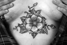 magnolia by Anchor Tattoo Athens, GA, via Flickr