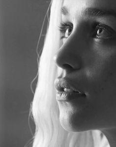 long white hair -- Princess Delani, older sister of Myrander