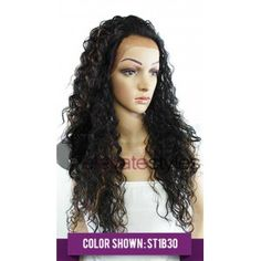 Soultress Synthetic Lace Front Wig PL SANYA