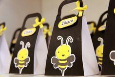 Sacolinha abelhinha