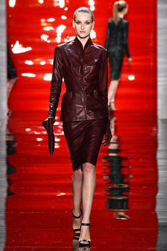 Reem Acra Fall 2012 Ready-to-Wear Collection - Vogue