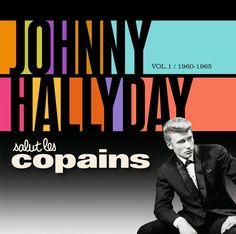 Salut les Copains JOHNNY HALLYDAY 1960 - 1965 volume 1 - 2CD Audio NEUF