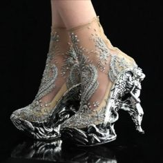 Oh my shoes!                                                       …