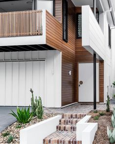 Still one of my favorite projects shot by ✏️🔨📸 . Modern Architects, House Elevation, Entry Doors, Facade, My House, 3 D, Exterior, My Favorite Things, Outdoor Decor