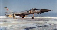 "Sukhoi Su-15 ""Flagon"""