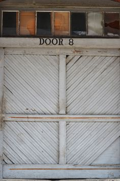 Train Station Doors Kokomo, Indiana