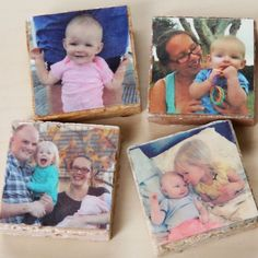 Transforme suas fotos em ímãs de geladeira