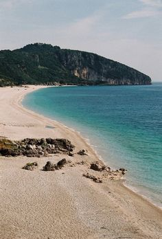 Albania has some of the best beaches in Europe.