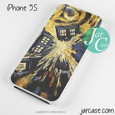 Doctor Who and Tardis Art 2 - Z Phone case for iPhone 4/4s/5/5c/5s/6/6 plus