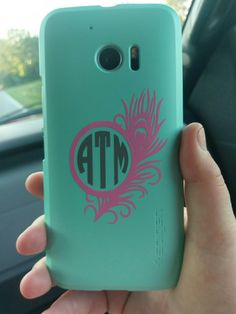 #yes #fun #phonecase #monograms www.anchorNChrist.com