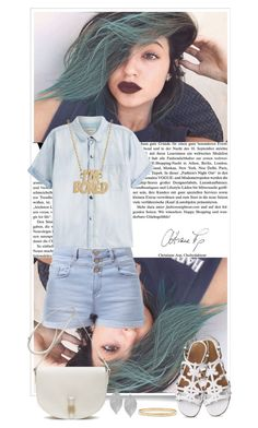 """""""Kylie"""" by madeinmalaysia ❤ liked on Polyvore"""