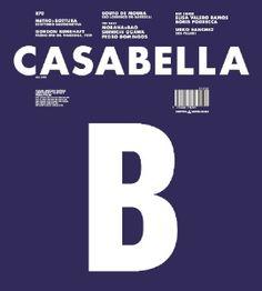 CASABELLA :Metro+Bottura. Souto de Moura. Elisa Valero Ramos / Boris Podrecca. Gordon Bunshaft. Morana + Rao. Urko Sanchez SUMARIO: http://casabellaweb.eu/wp/2017/02/06/casabella-870-febbraio-2017/