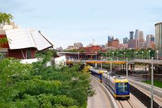 Green Line in MSP