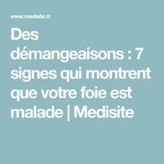 Des démangeaisons : 7 signes qui montrent que votre foie est malade   Medisite Signs