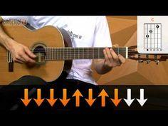 Something - The Beatles (aula de violão simplificada)