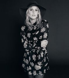 The Originals' Actress Claire Holt Crashes The WWW Closet - See The Stylish Result!
