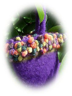kleine Eimertasche von *Taschenatelier* auf DaWanda.com
