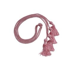Double Graduation Cords - Cords and Stoles - Pink