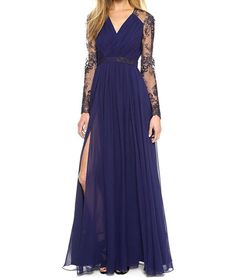 Lilyann Formal Cocktail Party Evening Long Dress * Want additional info? Click on the image. (This is an affiliate link) #ClubbingDress
