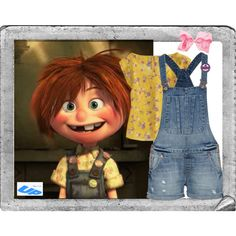 Casual cosplay Ellie from up Clever Halloween Costumes, Up Costumes, Costumes For Teens, Disney Costumes, Costume Ideas, Halloween Makeup, Halloween Party, Disney Dress Up, Disney Up
