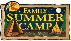 Details on the FREE Bass Pro Shops Family Summer Camp in Atlantic City, a frugal way for have family fun in Atlantic City, New Jersey.