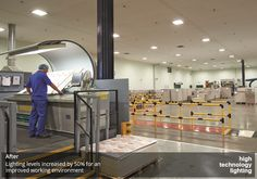 Industrial & Transport Project of the Year - High Technology Lighting Project Image 2