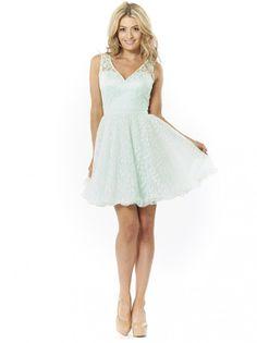 Chi Chi Megan Dress - 19 Ideas for Short Bridesmaid Dresses