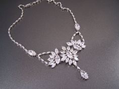 Glamour Puss Party Necklace  Sparkle and Shine by LucyLucyLemon, $124.99